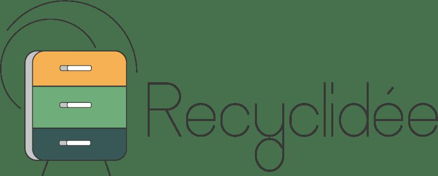 Logo recyclidée